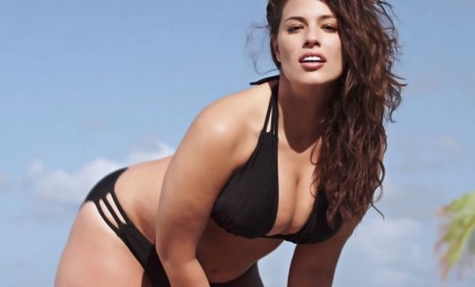Plus Size Model As Ey Graham Keeps It Classy In Her Response To Cheryl Tiegs Calling Her As Ey Graham