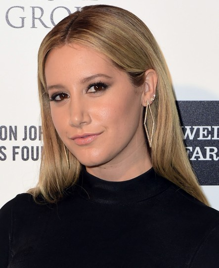 As Ey Tisdale Black Top As Ey Tisdale
