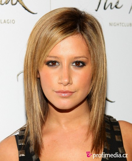 As Ey Tisdale Hairstyle As Ey Tisdale