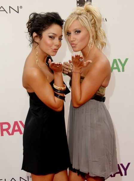 As Ey Tisdale Vanessa Hudgens Throwback As Ey Tisdale
