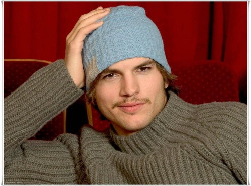 We Disagree With Ashton Kutcher On This Look Twin