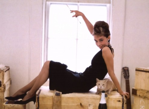 Audrey Hepburn Breakfast At Tiffanys Dress Films