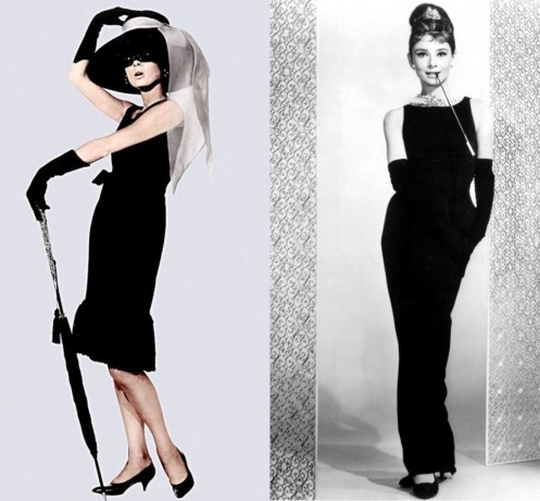 Little Black Dress Audrey Hepburn Laydspxxq Dress