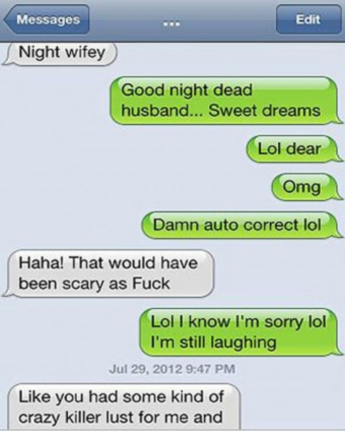 Conversations That Became Funny Thanks To Autocorrect Auto Correct