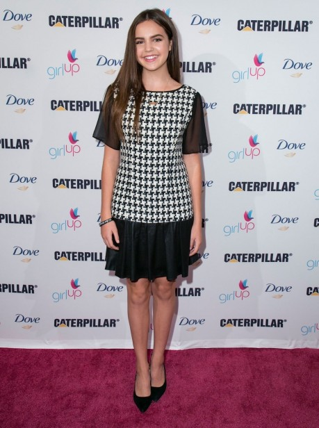 Bailee Madison International Day Of The Girl In Los Angeles Bailee Madison