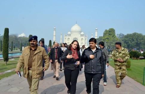 Barack Obama India Visit Security Measures