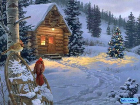 Winter Snow Christmas Wallpapers Collection Xmas Beautiful Wallpapers