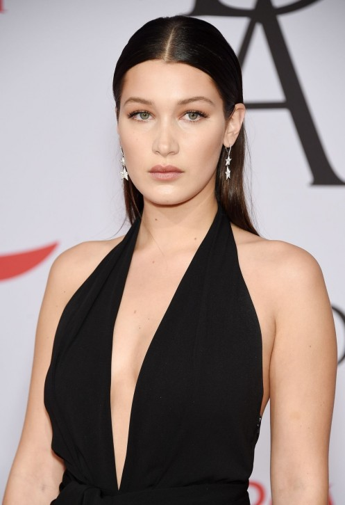 Bella Hadid Attends The Cfda Fashion Awards In New York City Jennifer Lawrence