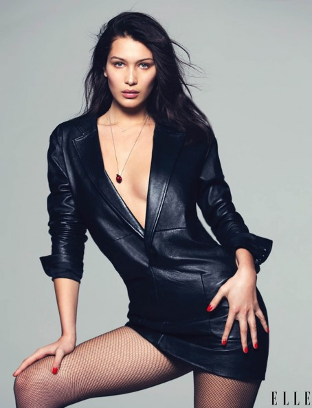 Bella Hadid Elle May Photos Wallpaper