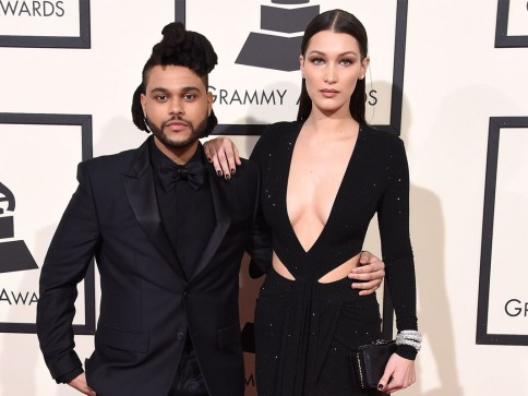 Bella Hadid The Weeknd Bella Hadid