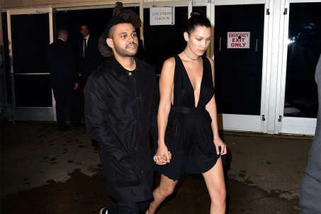 Bella Hadid The Weeknd Video The Weeknd