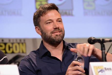 Ben Affleck At Batman Superman Dawn Of Justice Ben Affleck