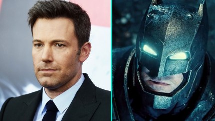 Ben Affleck Batman Split Ben Affleck