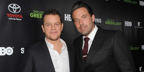 Matt Damon Was Offered The Daredevil Role Before It Went To His Pal Ben Affleck