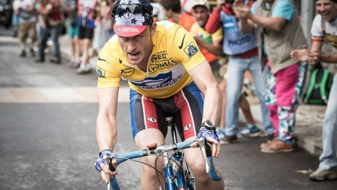 Movies The Program Ben Foster Lance Armstrong Lance Armstrong