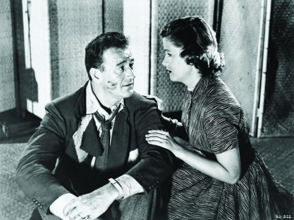 Still Of John Wayne And Nancy Olson In Big Jim Mclain Large Picture Movie