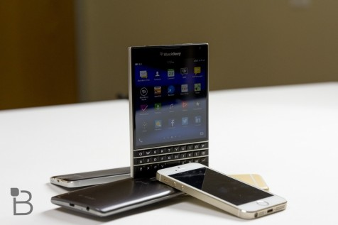Blackberry Passport Blackberry