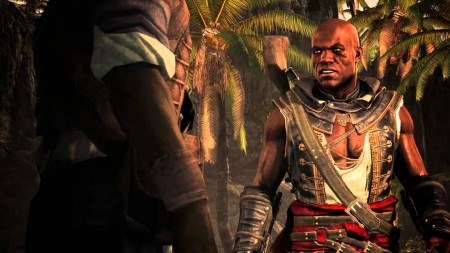 Ubisoft Launch Assassins Creed Iv Black Flag Freedom Cry Dlc First Single Player Dlc Game Movie