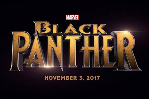 Black Panther Title Card Movie