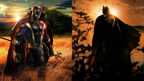 Examining Black Panther Suit And Ways Black Panther And Batman Are Alike Black Panther