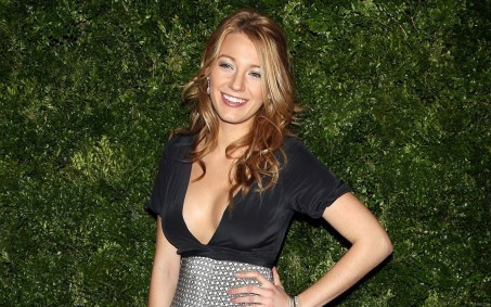 Blake Lively Private Party Wallpaper