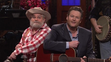 Hig Ights From Blake Shelton On Saturday Night Live Video