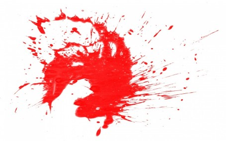 Blood Splatter Hq Dsk Wallpapers Splatter