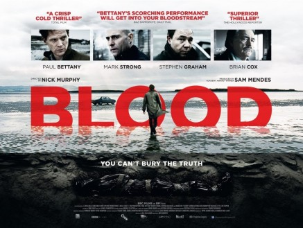 Blood Uk Poster Movie