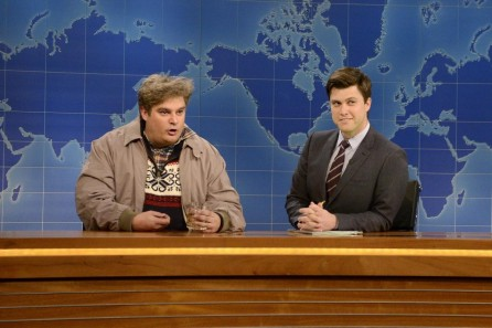 Gallery Ustv Snl Bobby Moynihan As Drunk Uncle Bobby Moynihan
