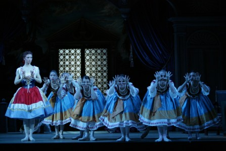 Coppelia Photo By Damir Yusupov Bolshoi Movie
