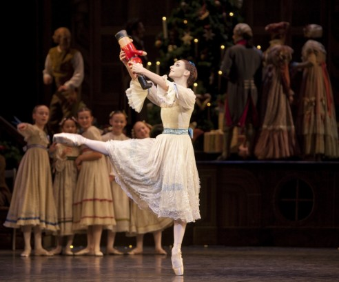 Nutcracker Bolshoi Ballet The Nutcracker