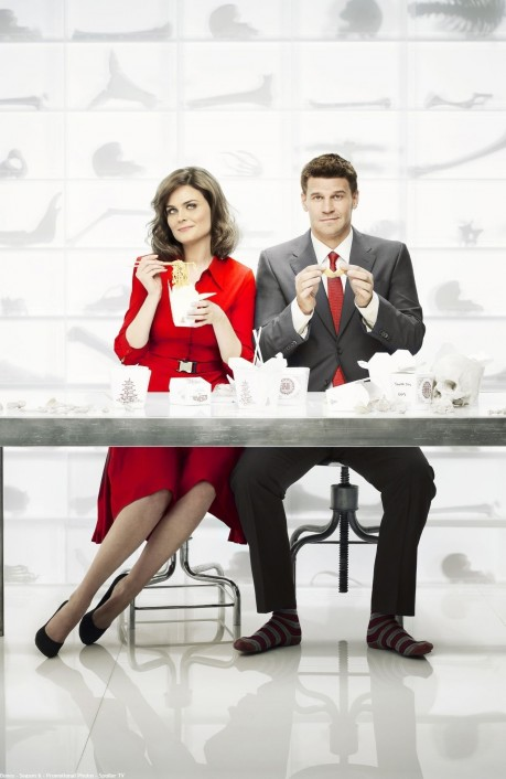 Bones Booth Season Promotional Poster Hq Booth And Bones Bones