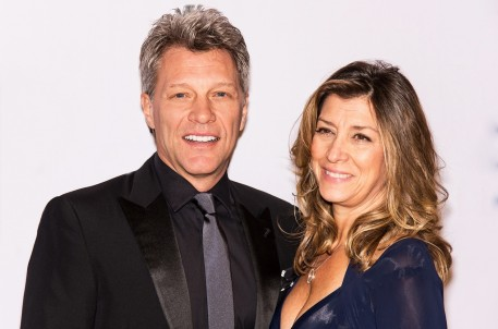 Jon Bon Jovi And Wife Dorothea Hurley Billboard Bon Jovi