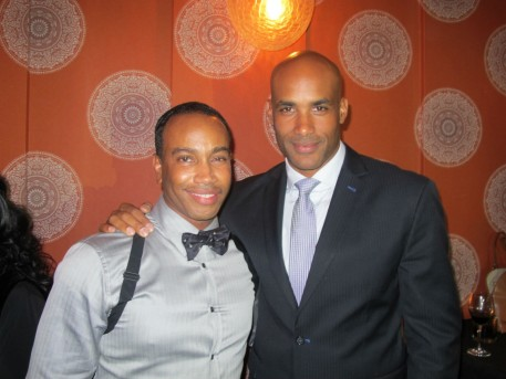 Bille Woodruff And Boris Kodjoe Boris Kodjoe