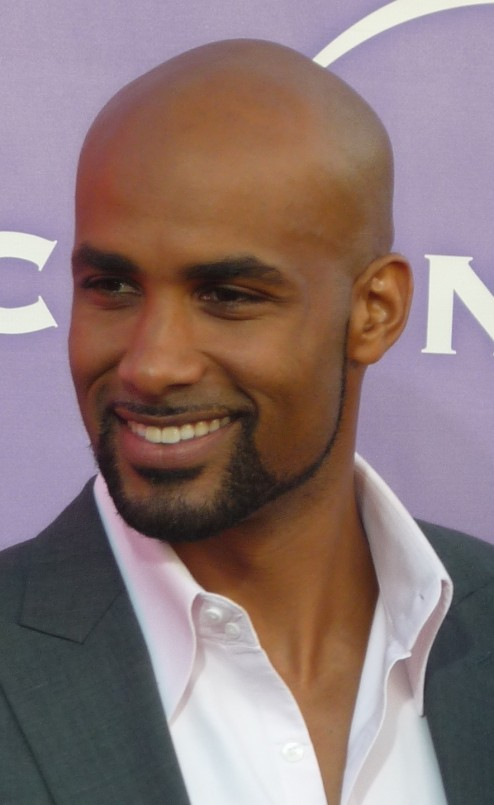 Boris Kodjoe Looking Hot Wallpaper