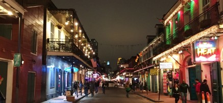 Bourbon Street New Orleans Review
