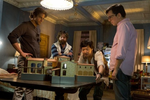 Bradley Cooper Zach Galifianakis Ken Jeong And Ed Helms In The Hangover Part Iii Movitnet Hangover