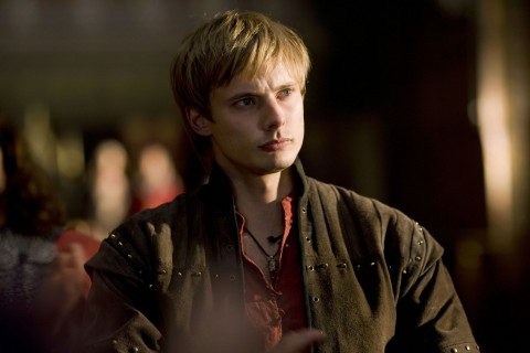 Bradley James Tv