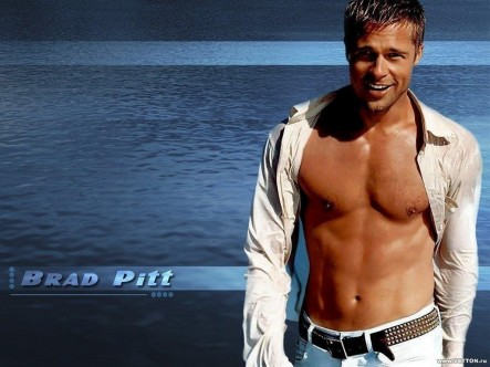 Brad Pitt Wallpaper Troy Body Fee Fc Cb Image Body