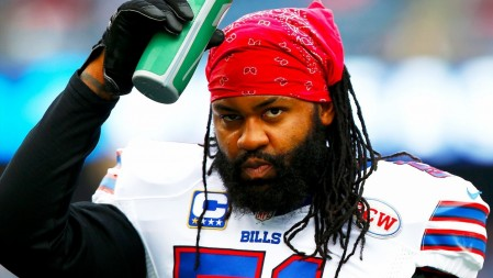 Brandon Spikes Didnt Learn From Aaron Hernandez Brandon Spikes