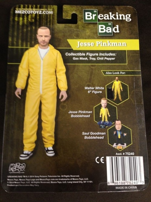 Breaking Bad Jesse Pinkman Mezco Mlm Fsquarefalse Breaking Bad