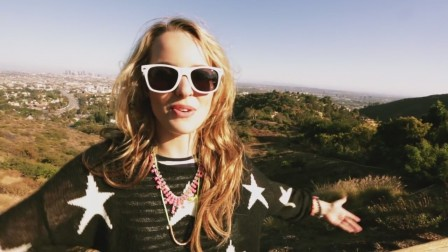 Bridgit Mendler Ready Or Not Behind The Scenes Ready Or Not