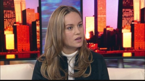 Brie Larson Chats With Bill Zwecker Abou Ver Brie Larson