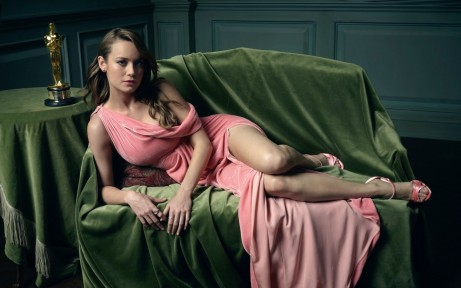 Brie Larson Vanity Fair Oscars Party Hot Hd Brie Larson
