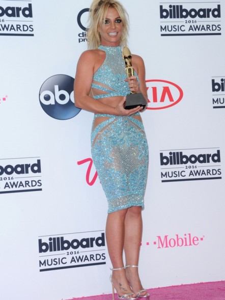 Britney Spears Charbel Zoe Couture Billboard Music Awards Britney Spears