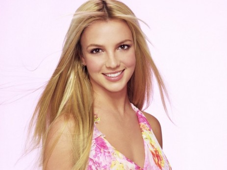 Britney Spears Young