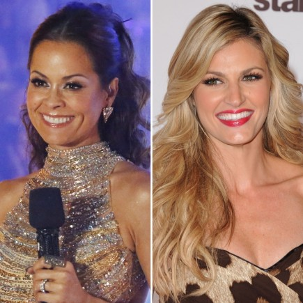 Brooke Burke Dancing With The Stars Erin Andrews Brooke Burke