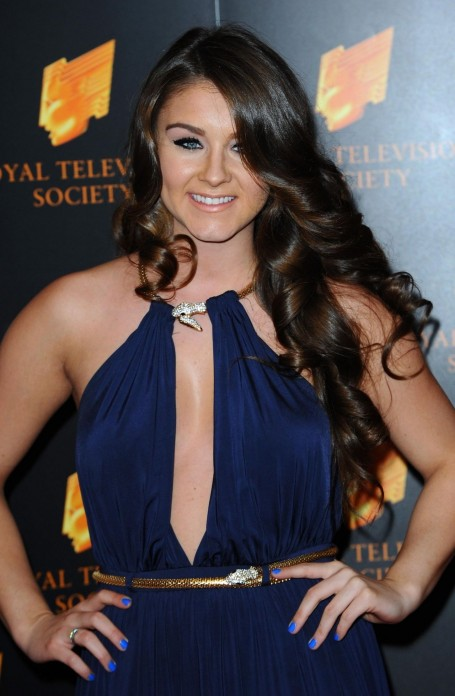 Brooke Vincent Rts Awards In London