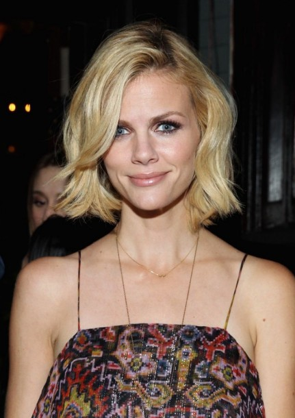 Brooklyn Decker Attend The Vanity Fair And Fiat Celebration Of Young Hollywood In Los Angeles
