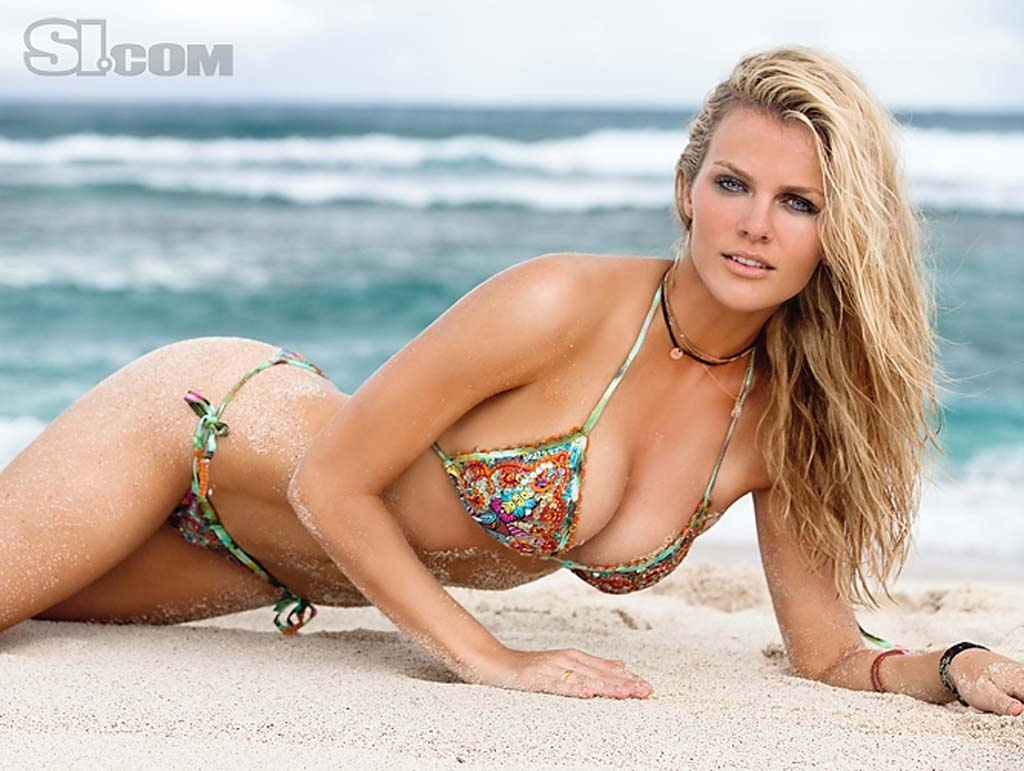 Brooklyn Decker Sports Illustrated Wallpaper Brooklyn Decker